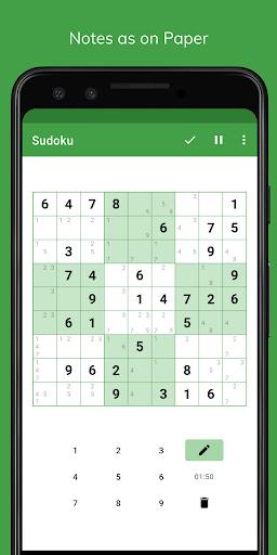 Sudoku – Free amp Offline 2.2.2 screenshots 3