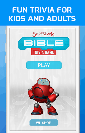 Superbook Bible Trivia Game 1.0.8 screenshots 16