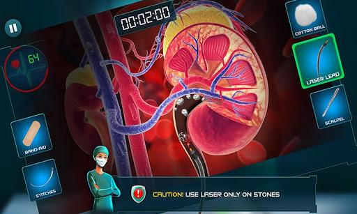 Surgeon Doctor 2018 Virtual Job Sim 1.6 screenshots 2