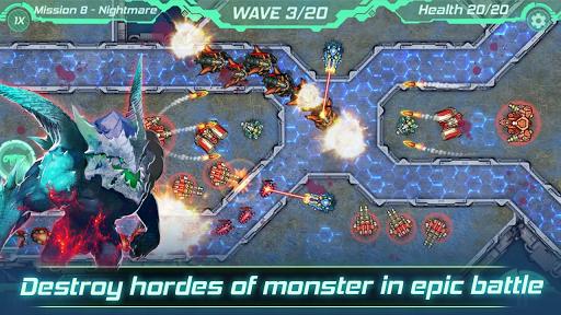 Tower Defense Zone 1.3 screenshots 1