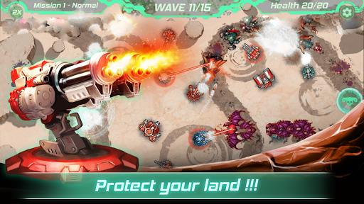 Tower Defense Zone 1.3 screenshots 9
