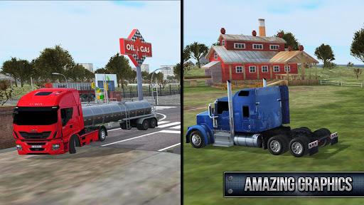 Truck Simulator 2017 2.0.0 screenshots 5