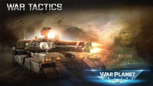 War Planet Online Real Time Strategy MMO Game 3.2.1 screenshots 1