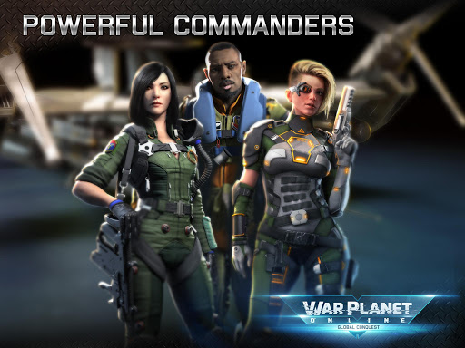 War Planet Online Real Time Strategy MMO Game 3.2.1 screenshots 16