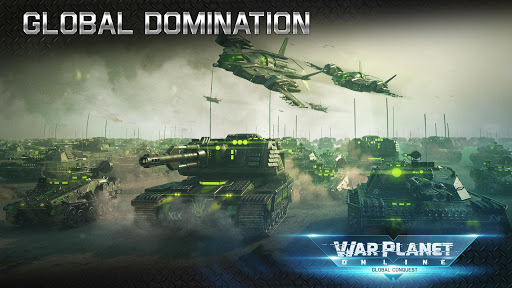 War Planet Online Real Time Strategy MMO Game 3.2.1 screenshots 2