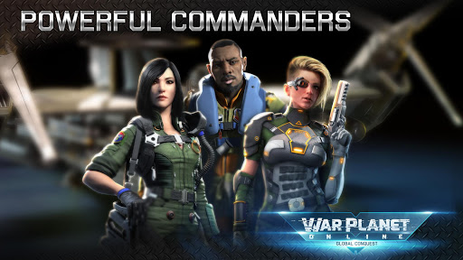 War Planet Online Real Time Strategy MMO Game 3.2.1 screenshots 4
