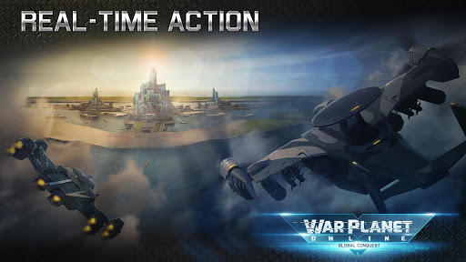 War Planet Online Real Time Strategy MMO Game 3.2.1 screenshots 5
