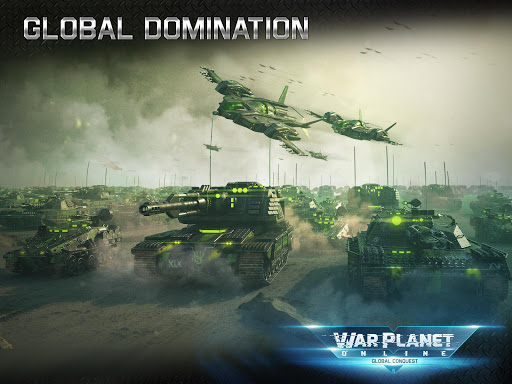 War Planet Online Real Time Strategy MMO Game 3.2.1 screenshots 8