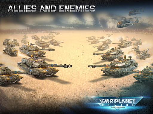 War Planet Online Real Time Strategy MMO Game 3.2.1 screenshots 9