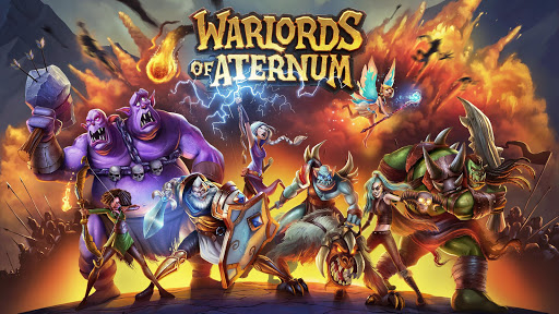 Warlords of Aternum 0.99.2 screenshots 1