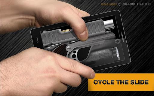 Weaphones Gun Sim Free Vol 1 2.4.0 screenshots 2