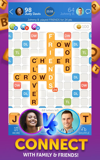 Words With Friends 2 Free Multiplayer Word Games 14.904 screenshots 14