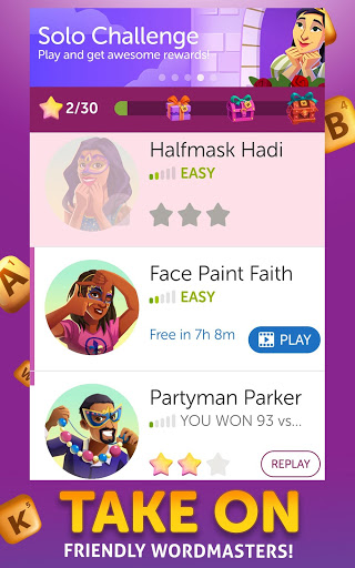 Words With Friends 2 Free Multiplayer Word Games 14.904 screenshots 9