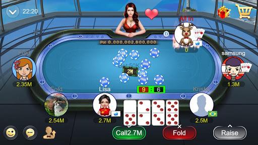 ZIK Domino QQ 99 QiuQiu KiuKiu Online 1.7.0 screenshots 2
