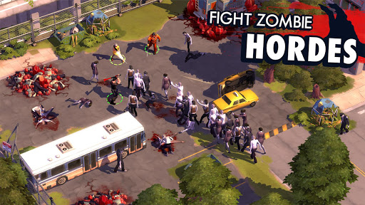 Zombie Anarchy Survival Strategy Game 1.3.1c screenshots 2