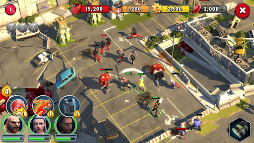 Zombie Anarchy Survival Strategy Game 1.3.1c screenshots 6