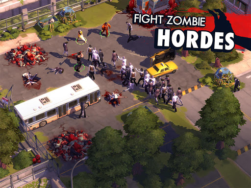 Zombie Anarchy Survival Strategy Game 1.3.1c screenshots 8