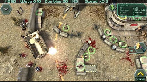 Zombie Defense 12.7 screenshots 11