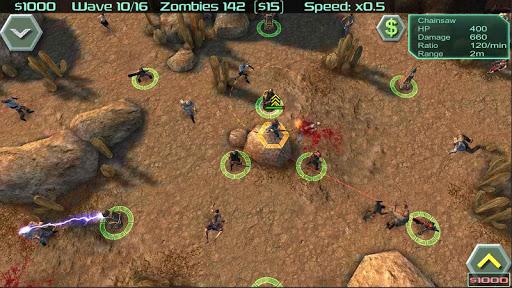 Zombie Defense 12.7 screenshots 12