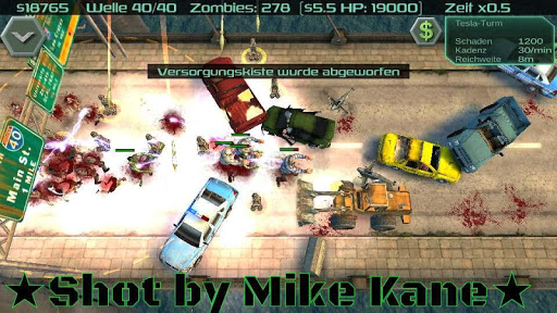 Zombie Defense 12.7 screenshots 16