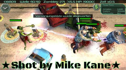 Zombie Defense 12.7 screenshots 7