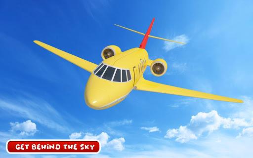 Aeroplane Games City Pilot Flight 1.0.4 screenshots 1