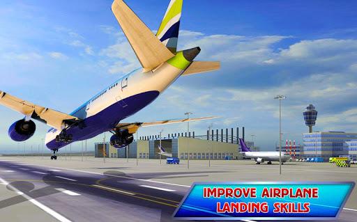 Aeroplane Games City Pilot Flight 1.0.4 screenshots 5