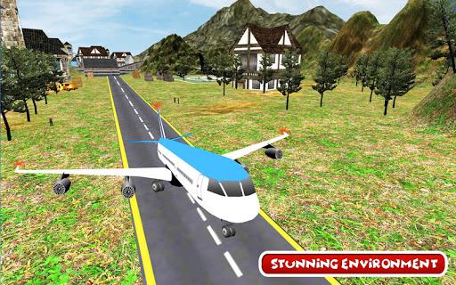 Aeroplane Games City Pilot Flight 1.0.4 screenshots 8