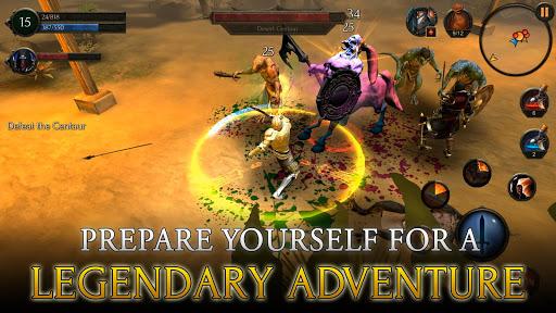 Arcane Quest Legends – Offline RPG 1.3.0 screenshots 6