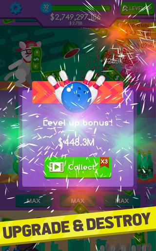 Bowling Idle – Sports Idle Games 2.1.5 screenshots 3