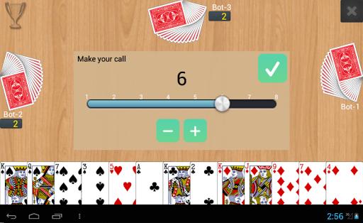 Callbreak Multiplayer 0.2.16 screenshots 4