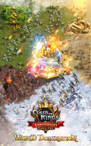 Clash of Kings Newly Presented Knight System 6.09.0 screenshots 10
