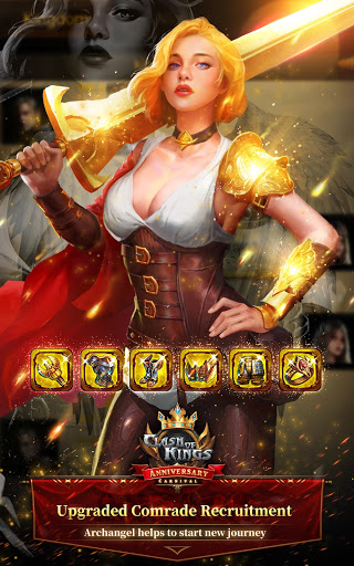 Clash of Kings Newly Presented Knight System 6.09.0 screenshots 14