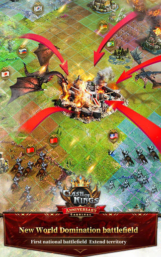 Clash of Kings Newly Presented Knight System 6.09.0 screenshots 2