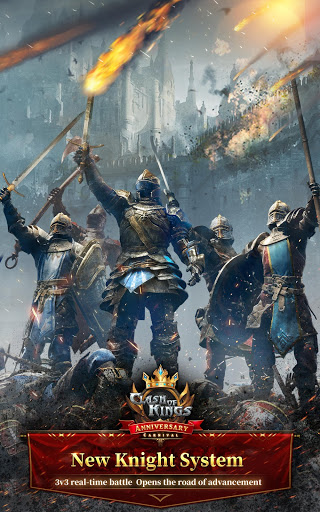 Clash of Kings Newly Presented Knight System 6.09.0 screenshots 6