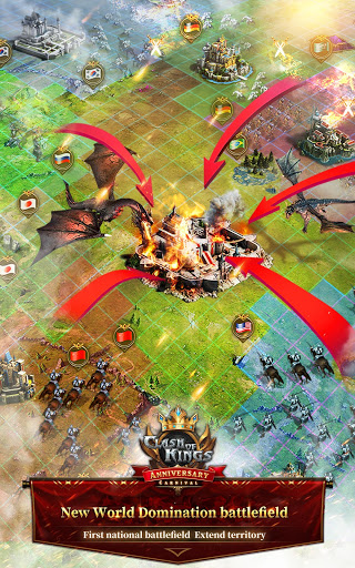 Clash of Kings Newly Presented Knight System 6.09.0 screenshots 7