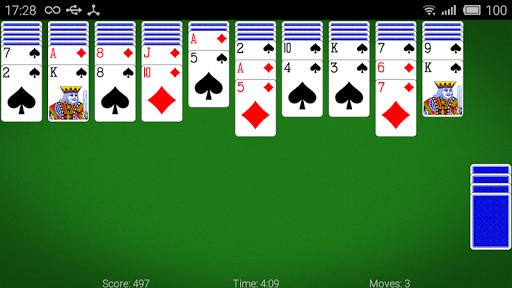 Classic – Spider Solitaire 4.7.5 screenshots 2