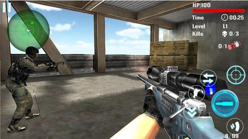 Counter Terrorist Attack Death 1.0.4 screenshots 5