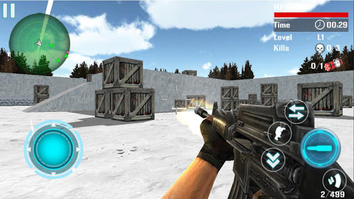 Counter Terrorist Attack Death 1.0.4 screenshots 7