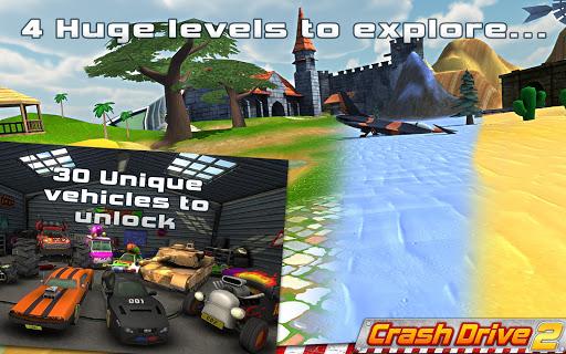 Crash Drive 2 3D racing cars 3.70 screenshots 12