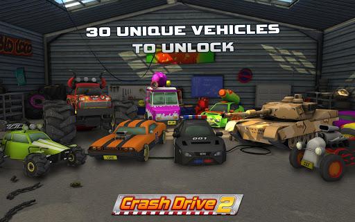 Crash Drive 2 3D racing cars 3.70 screenshots 14