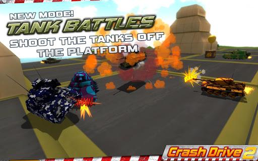 Crash Drive 2 3D racing cars 3.70 screenshots 15