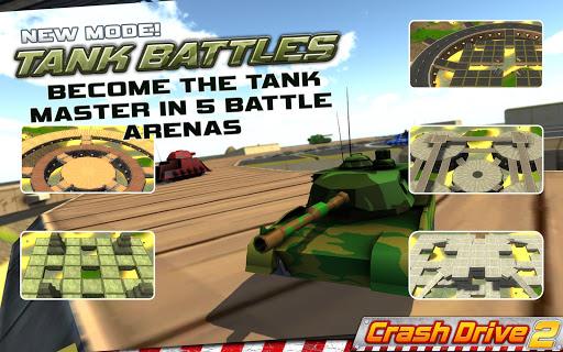 Crash Drive 2 3D racing cars 3.70 screenshots 5
