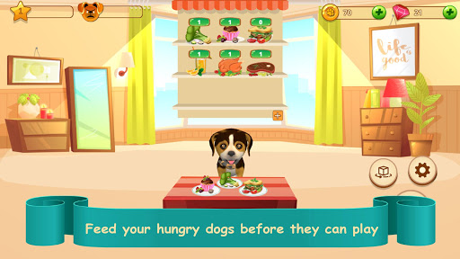Cute Puppy Love Virtual Pet Care amp Dog Simulator 1.0.3 screenshots 3