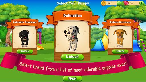 Cute Puppy Love Virtual Pet Care amp Dog Simulator 1.0.3 screenshots 5