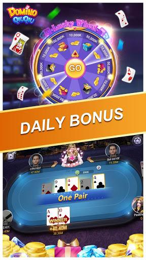 Domino QiuQiu KiuKiu Onlinekoin gratis 2.3.9 screenshots 3