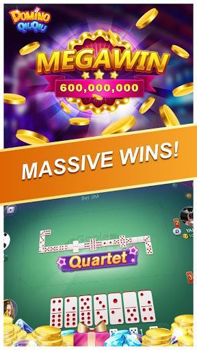 Domino QiuQiu KiuKiu Onlinekoin gratis 2.3.9 screenshots 4