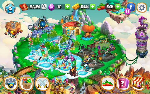 Dragon City screenshots 8