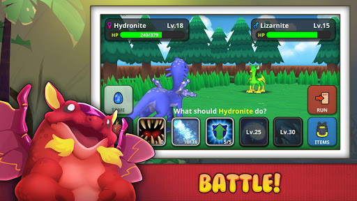 Drakomon – Battle amp Catch Dragon Monster RPG Game 1.4 screenshots 2