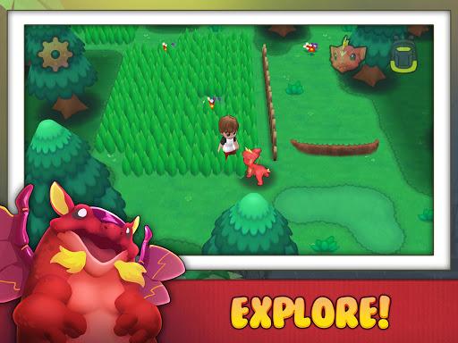 Drakomon – Battle amp Catch Dragon Monster RPG Game 1.4 screenshots 4